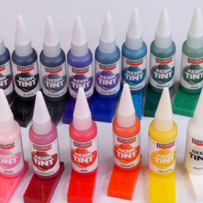 Pentart gyantaszínező tinta, 20 ml - különféle színekben