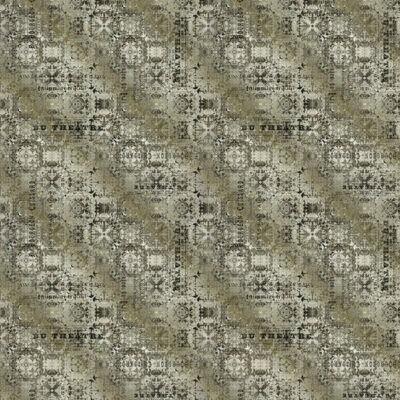 Patchwork anyag - Free Spirit - Abandoned II. by Tim Holtz 139NEUTRAL