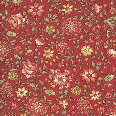 Patchwork anyag - Moda - Jardin de Fleurs by French General Designs 13894-12