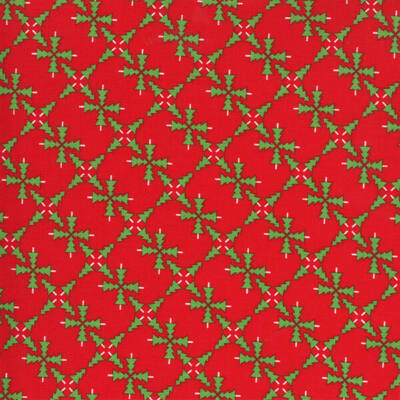 Patchwork anyag - Moda - Merry and Bright by Me and My Sister 22401-11