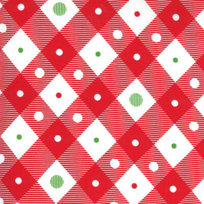 Patchwork anyag - Moda - Merry and Bright by Me and My Sister 22404-11