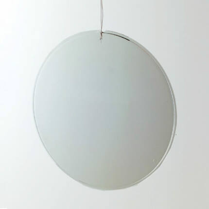 Gömb elválasztó, műanyag - 10 cm