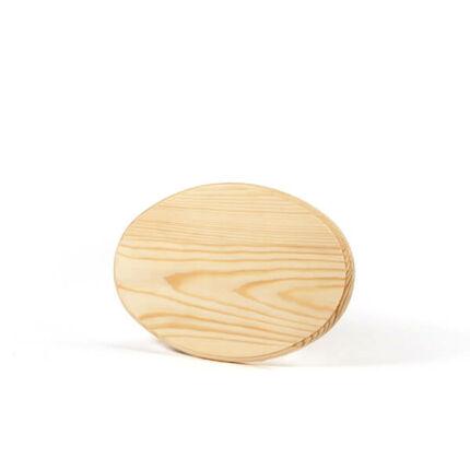 Falap, ovális - 21x14x1 cm