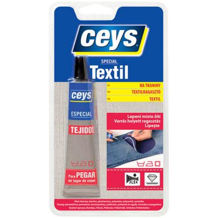Ceys, Textilceys textilragasztó, 30 ml