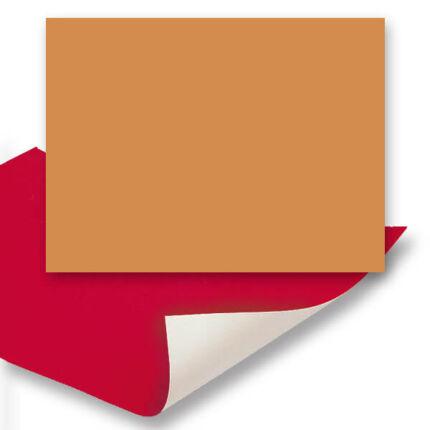 Plakát karton, 24x34 cm - bőrbarna