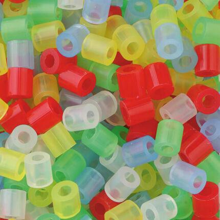 Nabbi vasalható gyöngy - átlátszó színek