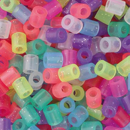 Nabbi vasalható gyöngy - glitteres színek