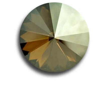 1122 Swarovski Rivoli SS75 (18 mm) - Crystal Bronze Shade