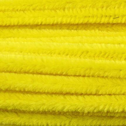 Zsenília, 50 cm - sárga