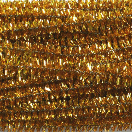 Zsenília, 30 cm - arany