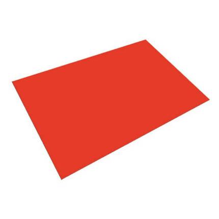 Mágneslap - A4, írható, törölhető - piros