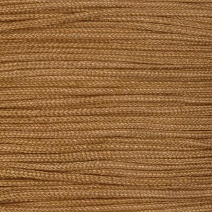 Ékszerzsinór, 0,5 mm vékony, méterben - 95, krémarany