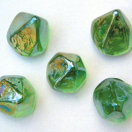 Üvegforma, darabra - kristály