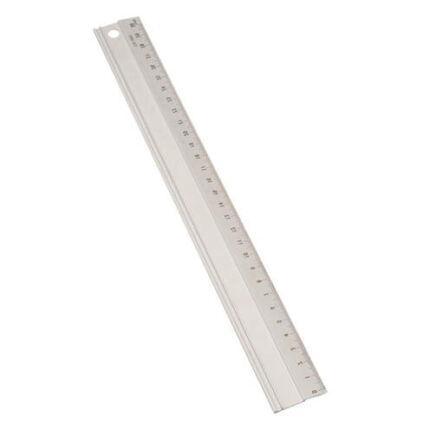 Alumínium vonalzó - 30 cm