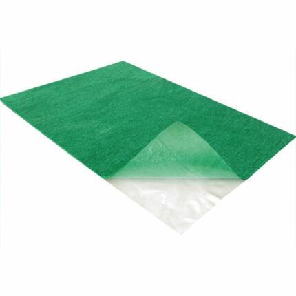 Barkácsfilc, A4, öntapadós - zöld
