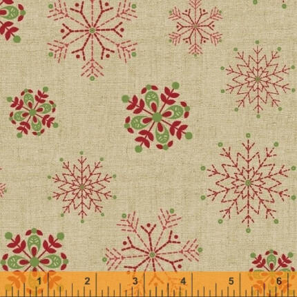 Akció! Patchwork anyag - Windham - Nordic Christmas 41316-4