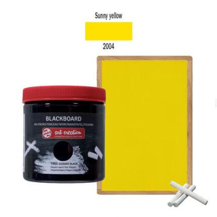 Táblafesték, Art Creation, 250 ml - 2004 Sunny yellow