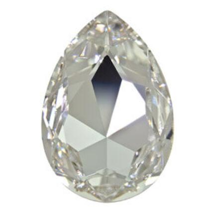 4327 Swarovski csepp befoglalható kristály, 30x20 mm - Crystal