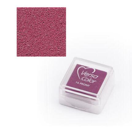 Pecsételőpárna, Versa Color - pink, 16 peony
