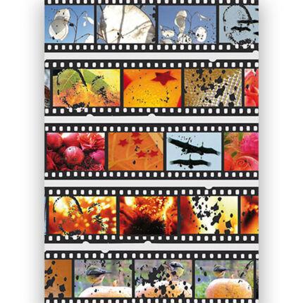 Transzparens papír, A4 - Téli filmszalag