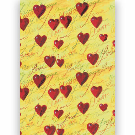 Transzparens papír, A4 - Amore