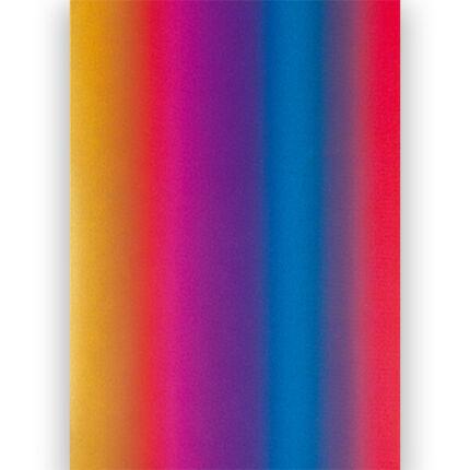 Transzparens papír, A4 - Szivárvány