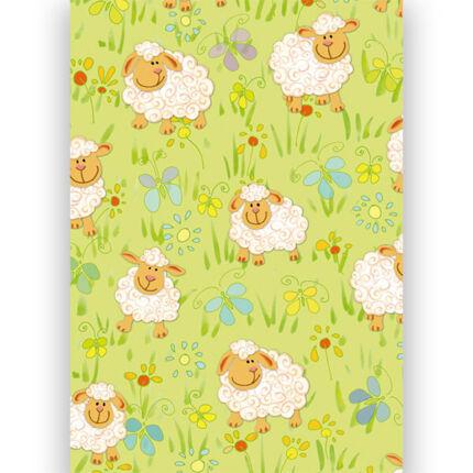 Transzparens papír, A4 - Bárányok