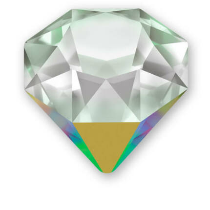 4928 Swarovski Tilted Chaton, 18 mm - Crystal Vitrail Medium