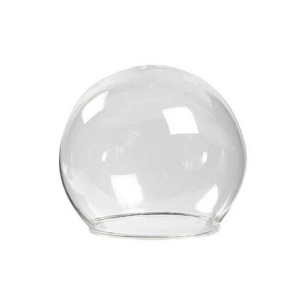 Üveg akasztható gömb - 5x8 cm