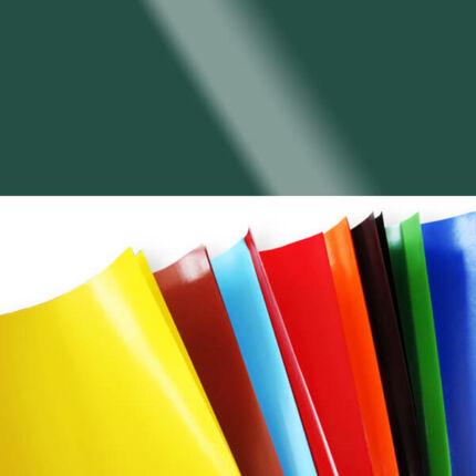 Fényes papír, 80 g, 35x43 cm - sötétzöld