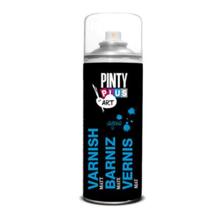 Lakkspray, 400 ml, Pinty Plus Art kézműves - matt  lakk, vízbázisú