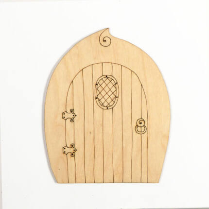 Fafigura - Manó ajtó