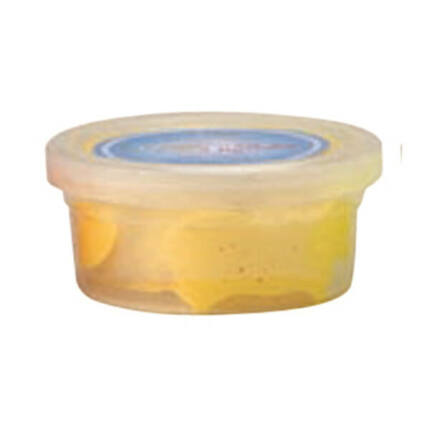 Magic Clay gyurma - sárga, 40 g