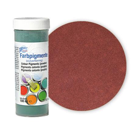 Pigmentpor, 100 ml - 60 terrakotta