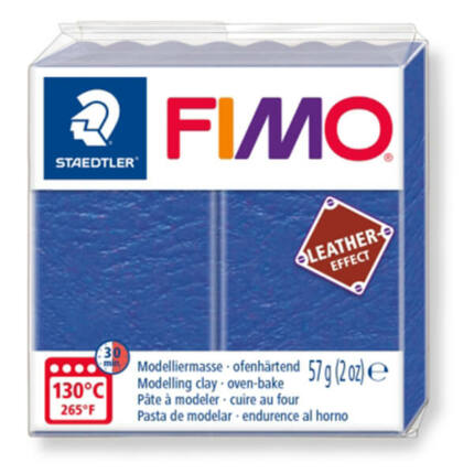 FIMO-Leather-Effect-suthetogyurma-57g-indigo-8010-309