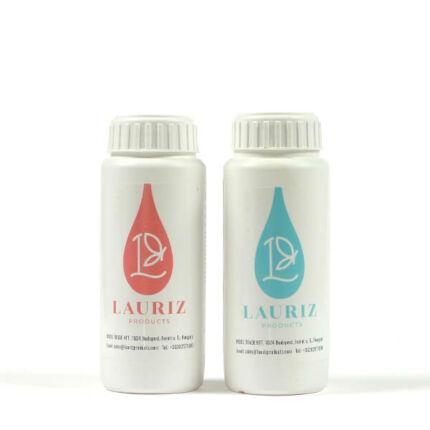 Műgyanta, kétkomponensű epoxi gyanta, Lauriz'Art Resin Quick, 200+90 g