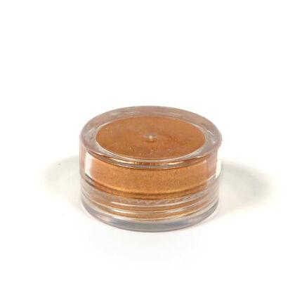 Műgyanta effekt pigment színező por, 3 g - metál hatású arany csillám