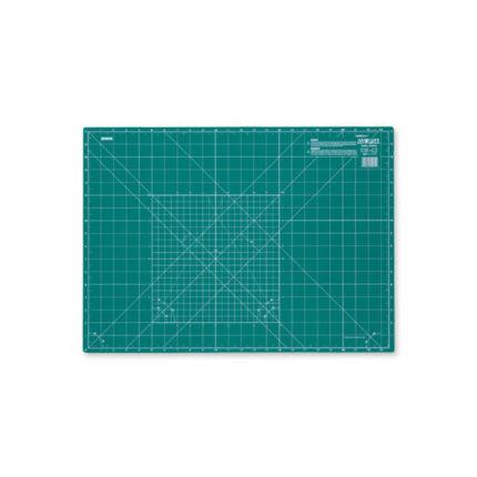 Vágólap, vágóalátét, OLFA, műanyag, 43x60 cm, CM-A2