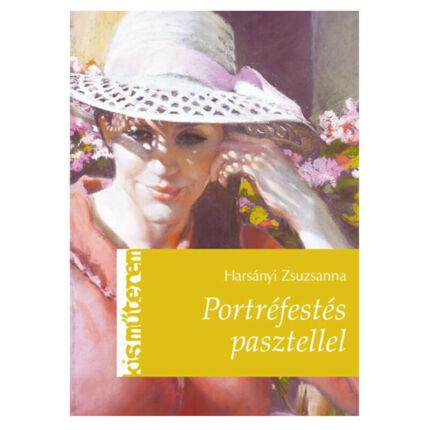 Kis Műterem - Portréfestés pasztellel - Harsányi Zsuzsanna