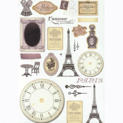 Rizspapír - Párizs