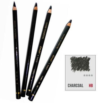 Conté vázlatceruza - charcoal round, HB
