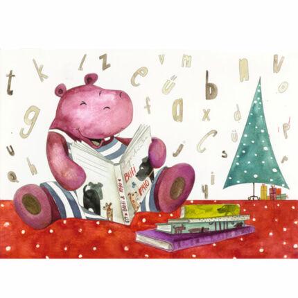Egri Mónika kifestő, Karácsonyi - Az első könyvem