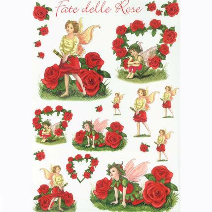 Rizspapír - rózsatündér