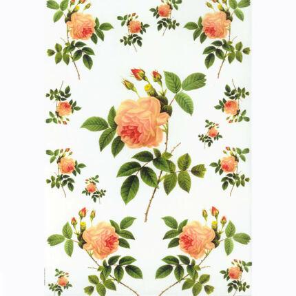Rizspapír - rózsa