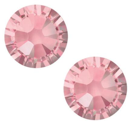 2058 Swarovski Xilion Rose Hotfix vasalható kristály, SS10 (2,8 mm) - Light Rose