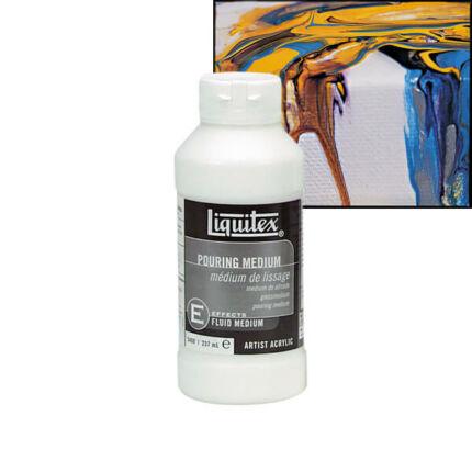 Liquitex pouring médium, 237 ml - folyósító