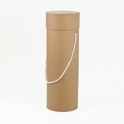 Papírmasé bortartó, 11x32 cm