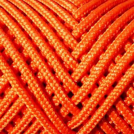 Microcord méterben, 1,7 mm - narancssárga