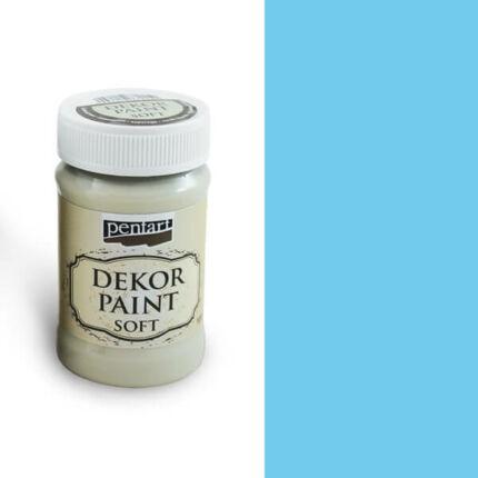 Pentart Dekor Paint Soft, 100 ml - hajnalka