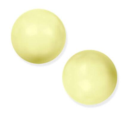 5810 Swarovski igazgyöngy utánzat, 4 mm - Pastel Yellow Pearl
